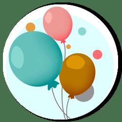 evento decoración globos