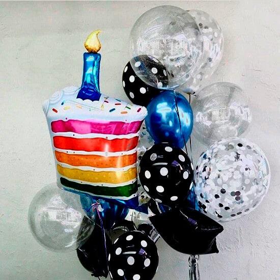 venta globos con helio chaclacayo