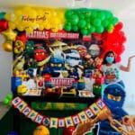 fiesta cumpleaños chaclacayo peru