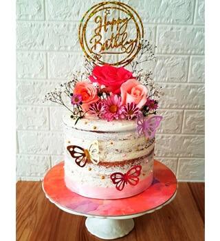 torta personalizada chocolate vainilla 1 - Fantasy Events