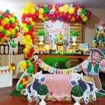 decoracion granja de zenon chaclacayo - Fantasy Events