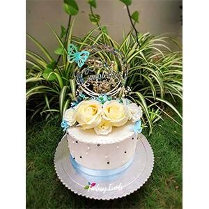 torta flores chaclacayo - Fantasy Events